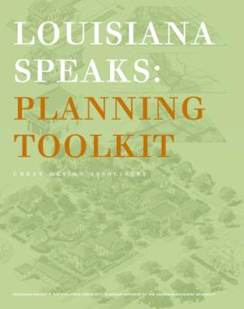Louisiana Speaks: Planning Toolkit