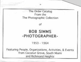 Bob Simms collection